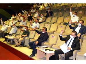 Çorlu Belediyesi Temmuz ayı olağan meclis toplantısı yapıldı