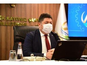 Altınordu Belediyesi'nin 15 aylık yıllık faaliyetleri değerlendirildi