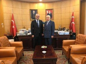 Başkan Ergün ve Başkan Kayda, sosyal medya hesaplarını askıya aldı