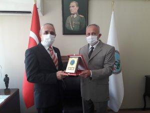 Mehmetçik Vakfı Samsun Temsilciliğinde görev değişimi