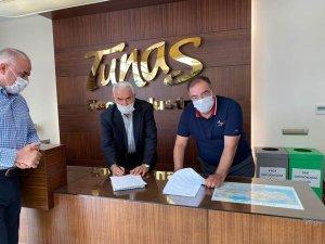 Kilis'e bir taziye evi daha yapılıyor