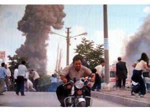 MKE Kırıkkale Mühimmat Fabrikası'ndaki patlamanın 23. yılı