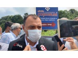 Sakarya Valisi Çetin Oktay Kaldırım: