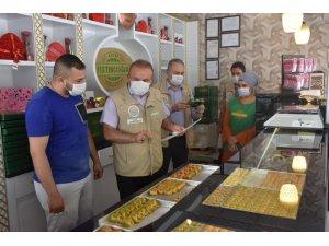 Aksaray'da gıda işletmeleri sürekli denetimde