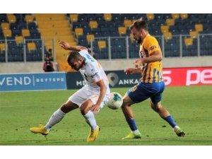 Süper Lig: MKE Ankaragücü: 1 - Alanyaspor: 4 (Maç sonucu)