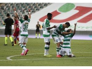 TFF 1. Lig : Bursaspor: 1 - Altınordu: 0