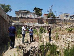 Vakıflar Bölge Müdürü Ataseven Manisa'da incelemelerde bulundu