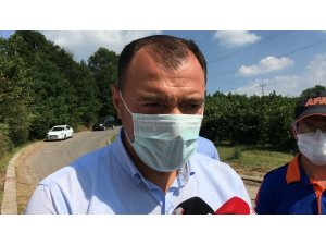 """Sakarya Valisi Kaldırım: """"6 vefat, 1 kayıp durumu söz konusu"""""""