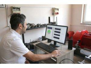 Sivas'ta  yerli motor teknolojisi çalışmaları