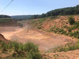 Düzce'de maden sahaları denetlendi
