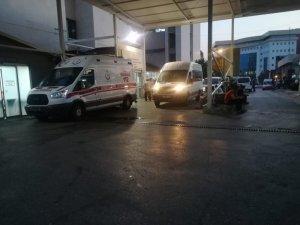 İzmir'de silahlı saldırı: 1 ölü, 2 yaralı