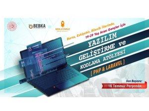 BEBKA'dan gençlere yazılım geliştirme ve kodlama eğitimi