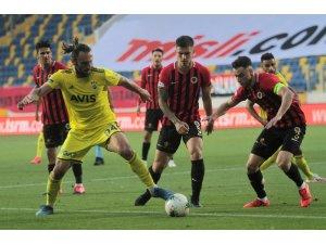 Süper Lig: Gençlerbirliği: 0 - Fenerbahçe: 0 (İlk yarı)
