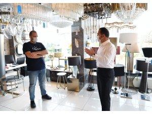 Avizeciler Çarşısı 'cam sanatı merkezi' olacak