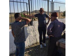 Başkan Türkyılmaz, çiftçilerle bir araya geldi
