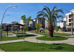 Köşk Belediyesi 2 yeni parkı hizmete sundu