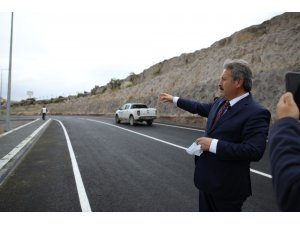 2020 yılını ağaçlandırma yılı ilan eden Melikgazi Belediyesi asfalt çalışmasında da rekor kırdı
