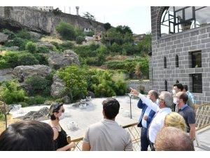 Millet Bahçeleri Diyarbakır'ı yansıtacak