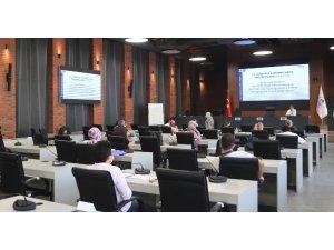 Belediye personeline vatandaş memnuniyet eğitimi verildi