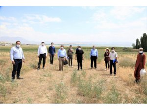 Bölgenin en büyük 'Millet Bahçesi'nin proje startı verildi