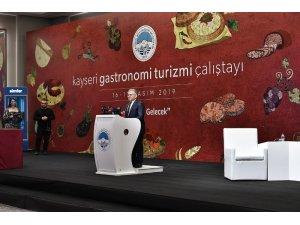 Büyükşehir Kayseri'nin zengin mutfağını geleceğe miras bırakıyor