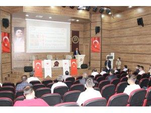 Vali Bektaşoğlu Siirt'e atanan personellerle buluştu