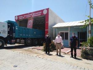Alaşehir'de yangın eylem planları konuşuldu