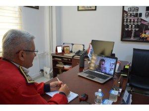 Kdz. Ereğli Türkiye İtfaiye Komisyonu'na seçildi