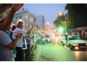 Serik Belediyespor'da 2. lig coşkusu