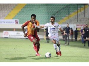 Süper Lig: Aytemiz Alanyaspor: 4 - Galatasaray: 1 (Maç sonucu)
