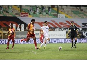 Galatasaray deplasmandaki 5. yenilgisini aldı