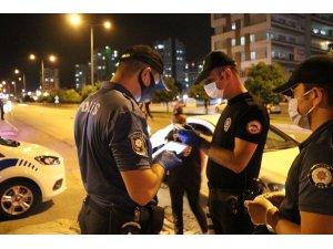 """Mersin'de 543 polisin katılımıyla """"huzur"""" uygulaması"""