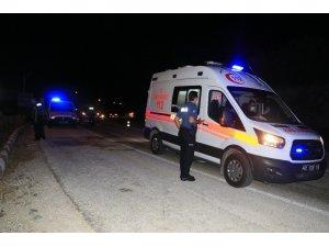 Adana'da silahlı kavga: 2 yaralı