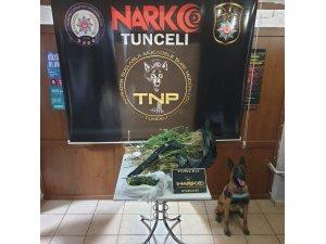 Tunceli polisinden torbacı operasyonu: 6 gözaltı
