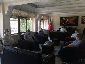 Yenipazar'dan kardeş şehir Novi Pazar'a yardım