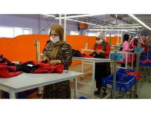 Muş'tan 25 ülkeye spor giyim ihracatı