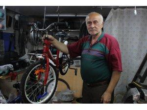 Eskişehir'de bisiklet sürmek artık çok zorlaştı