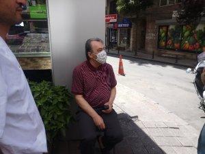 Şişli'de gündüz vakti yaşlı adamın cebinden hırsızlık