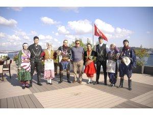 Dünya dans yarışmasında Türk Halk Oyunları Ekibinden büyük başarı