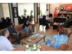 """Safranbolu'da """"Cumhuriyet Caddesi"""" sorunu görüşüldü"""