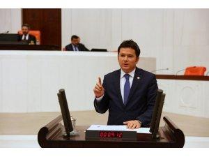 Milletvekili Erkan Aydın'dan belediyelerin MTV'den pay alması için kanun teklifi