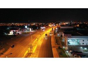 Büyükşehir'den asfalt mesaisi