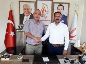 BBP Karaisalı Teşkilatı Yeniden Refah Partisi'ne katıldı