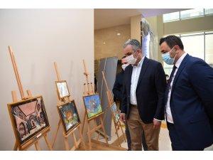 Konyaaltı'nda kapılar sanata yeniden açıldı