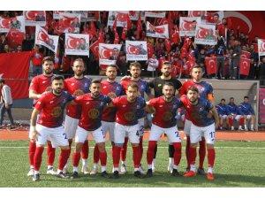 Kırıkkale BA, 3. Lig'e yükseldi