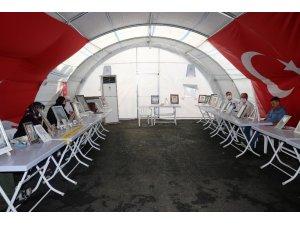 HDP önündeki ailelerin evlat nöbeti 311'inci gününde