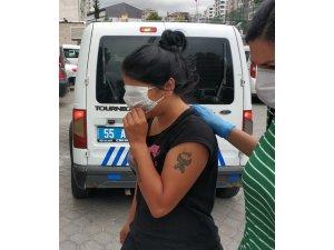 Genç kadın uyuşturucu ticaretinden serbest bırakıldı