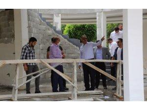 Eyyübiye'de 'Aile Otağı' açılışa hazır