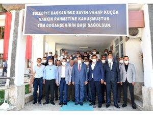 Malatya Büyükşehir'den Doğanşehir'e çıkarma
