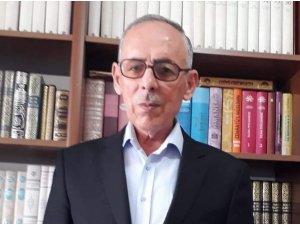 Yazar Ali Bozkurt'un yeni kitabı çıktı
